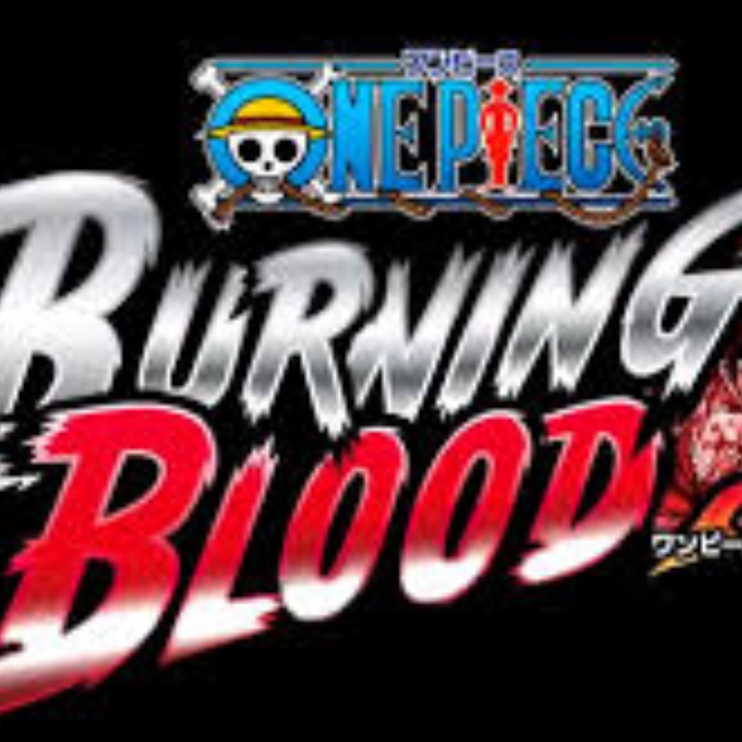 ONE PIECE BURNING BLOOD STEAM CD KEY