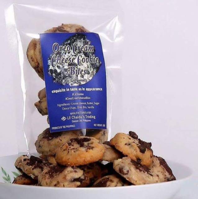 Oreo Creamchesse Cookies