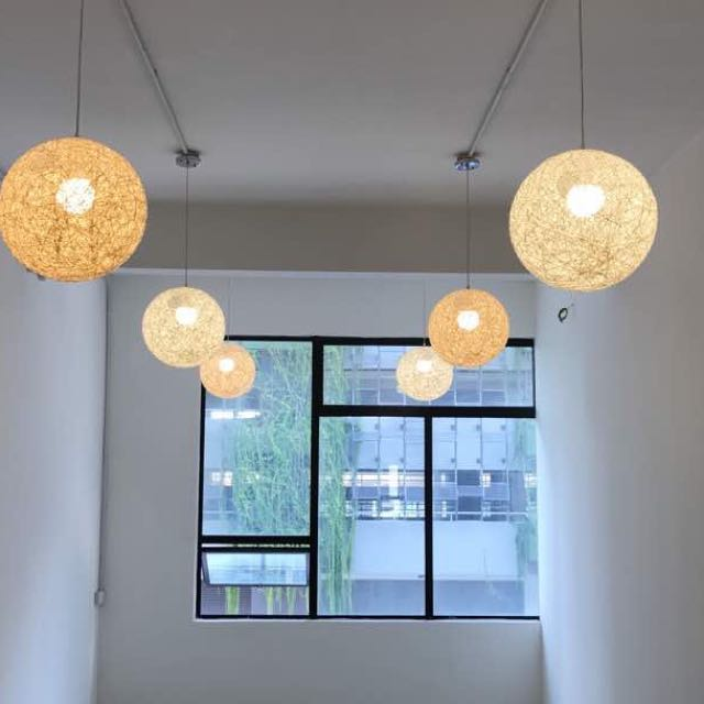 Pendant Light With Bulb