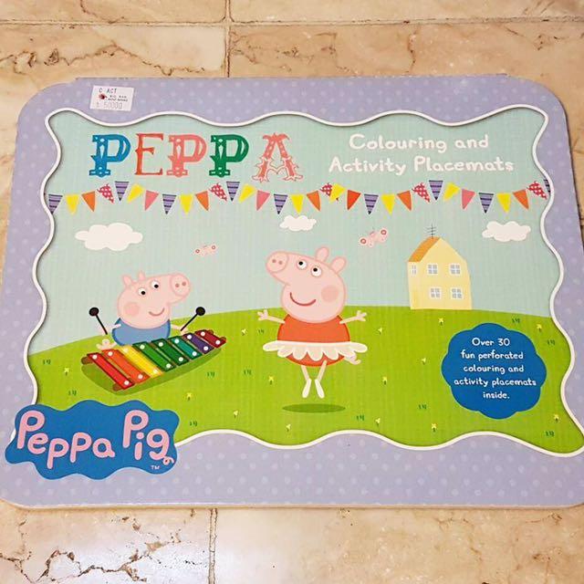 Peppa Pig Activity Book