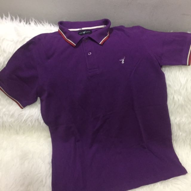 Polo Shirt One Earth Size L