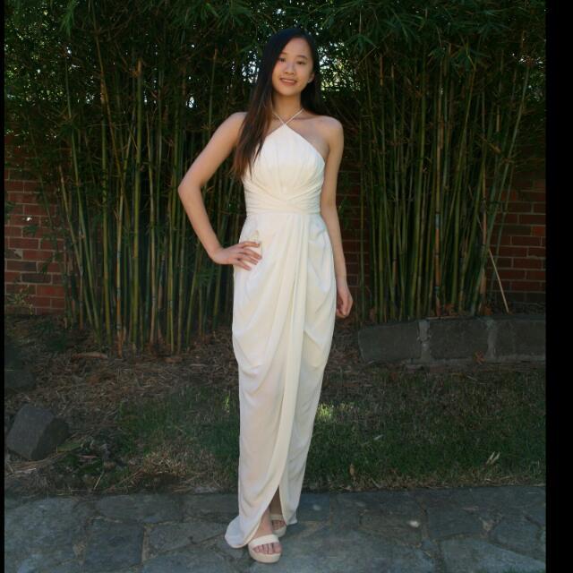 RENT Zimmermann Silk Tuck Dress Size 0