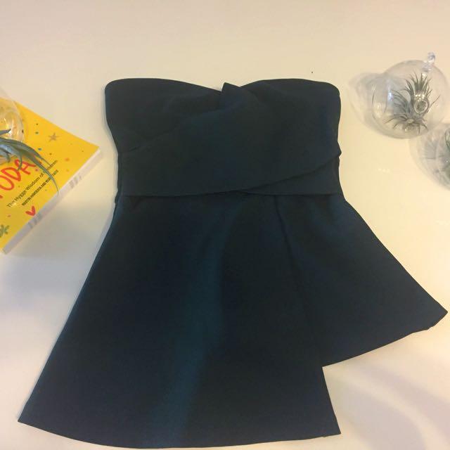 RW & Co Dressy Top