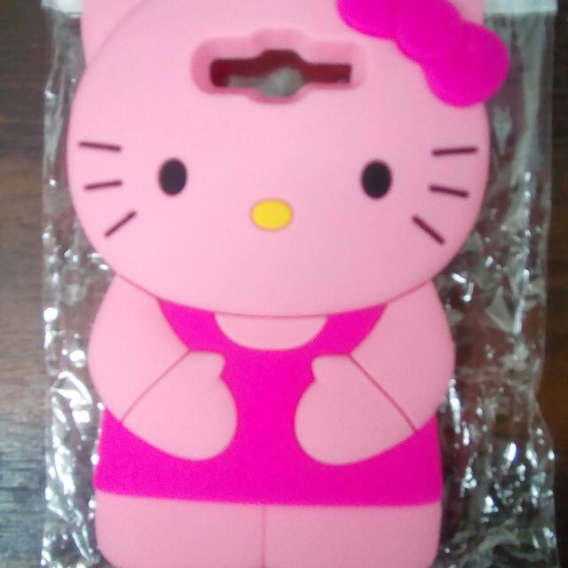competitive price c0698 f3b07 Samsung Case J7 Prime /J7 Hello Kitty / Jelly Case on Carousell