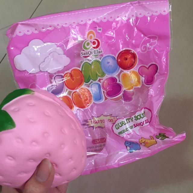 SanQi Elan Jumbo Strawberry