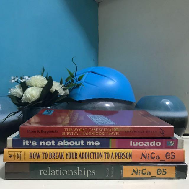 Self Help Book Bundle 2