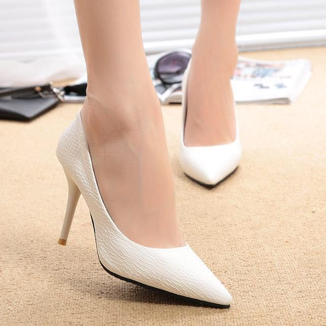 Sexy Point Toe Heels Shoes