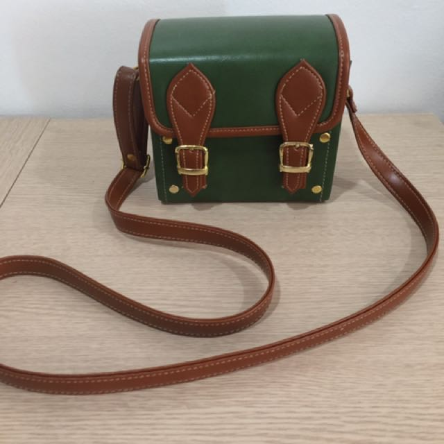 Shoulder Box Bag