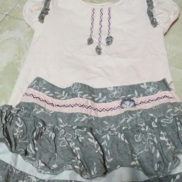 Skirt N Blouse (Lilly)