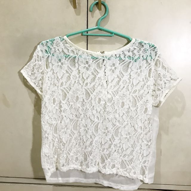 SM GTW Lace Top
