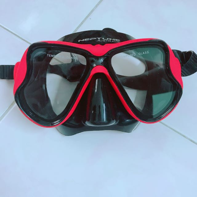 Snorkeling And Diving Mask