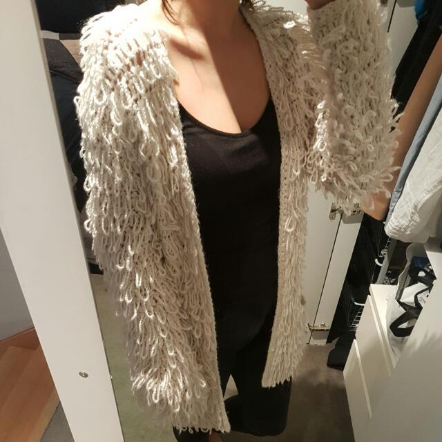 Sportsgirl Shaggy Knit