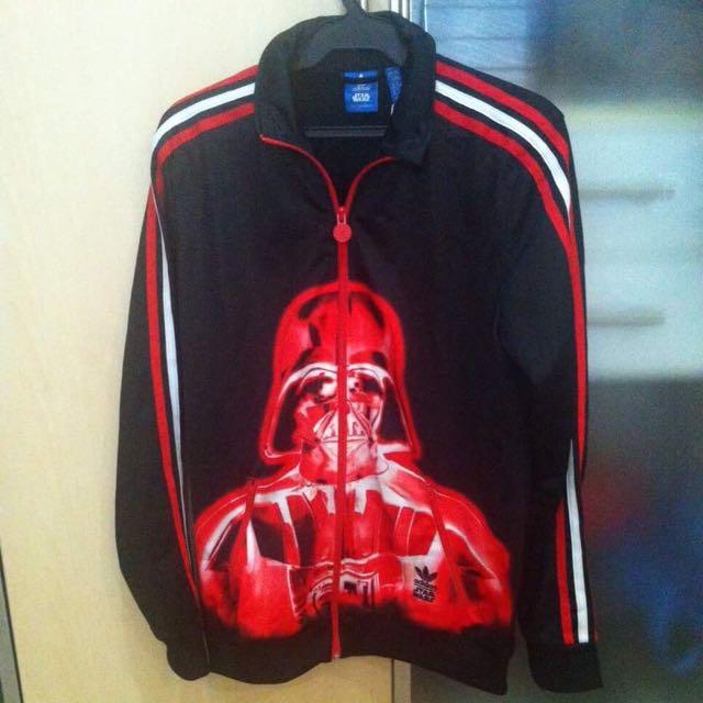 Star Wars Darth Vader Jacket (not Sold Un The Philippines)