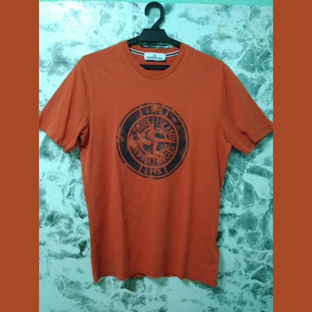 9b35071574ad3 Stone Island Camo T-shirt, Men's Fashion, Clothes on Carousell