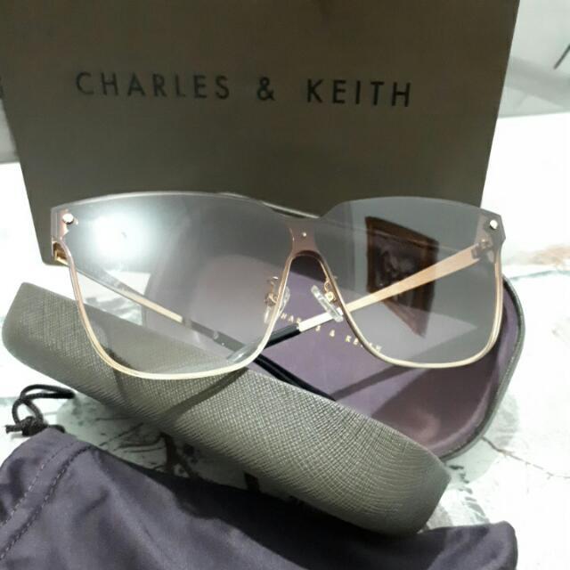 Sunglass Kacamata Hitam Charles N Keith Original