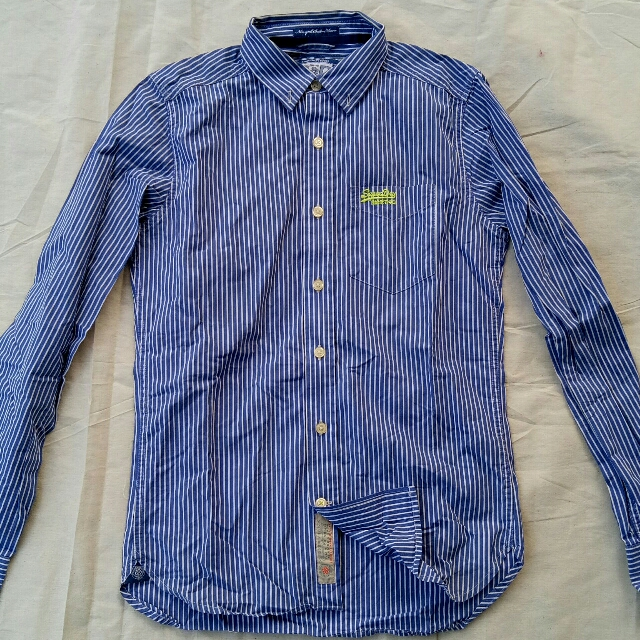 Superdry Men Shirt