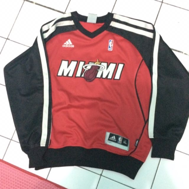 Sweater Adidas (Miami Heat)