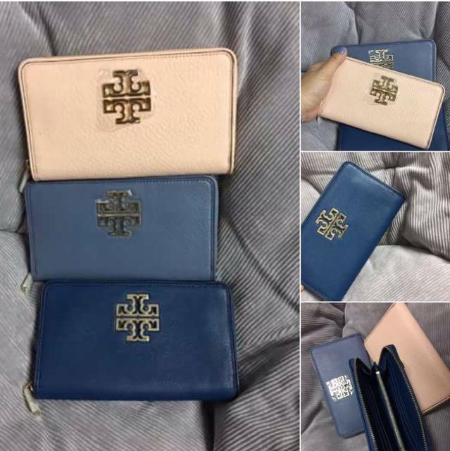 TB Wallet Britten Zip Continental