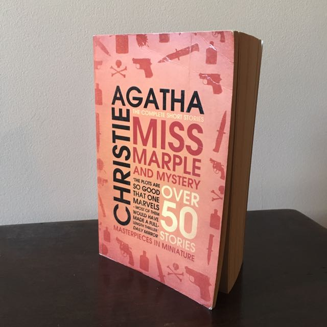 The Complete Miss Marble Short Stories - Agatha Christie