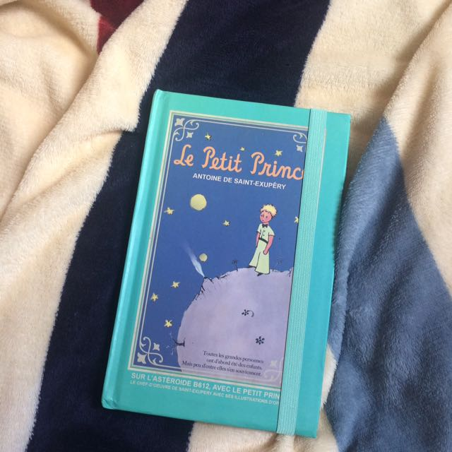 THE LITTLE PRINCE PLANNER