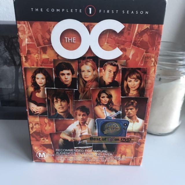 The OC - Season 1 DVD Set