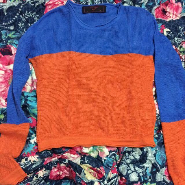 The Ramp Sweater
