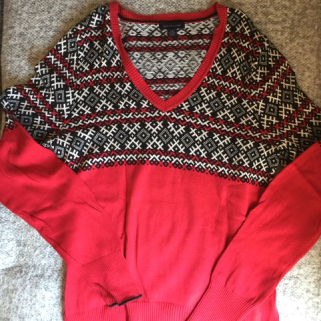 Tommy Hilfiger Holiday Sweater