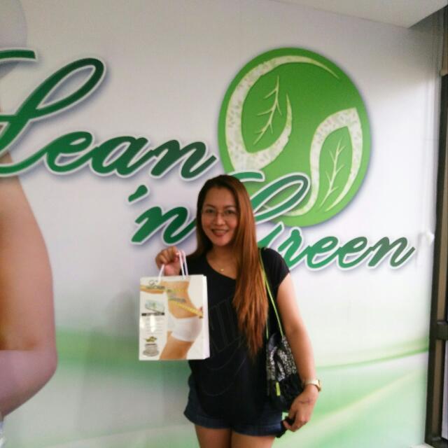 Try Lean 'N Green Slimming Coffee and Capsule!