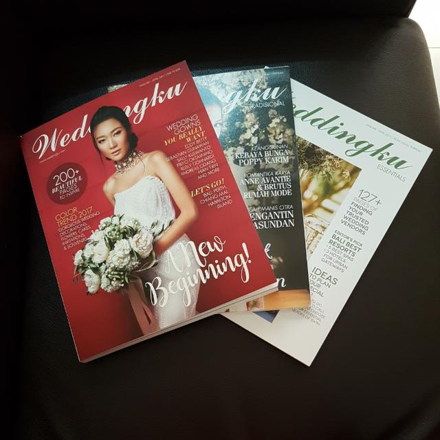Weddingku Magazine Jan-Apr 17