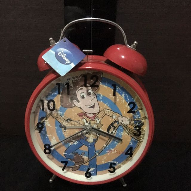 WEKKER/ALARM CLOCK Toy Story