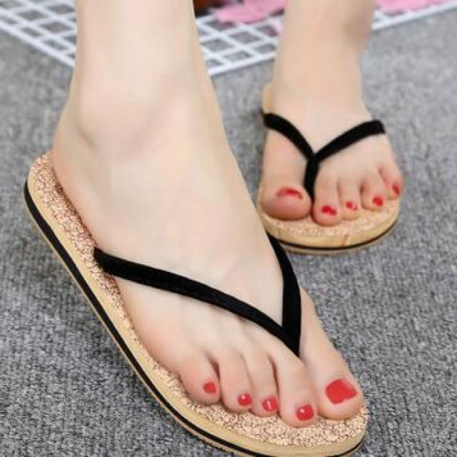 Women's Fashion Anti-skid Flip Flops