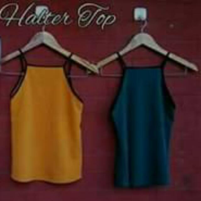 Women's Halter Top