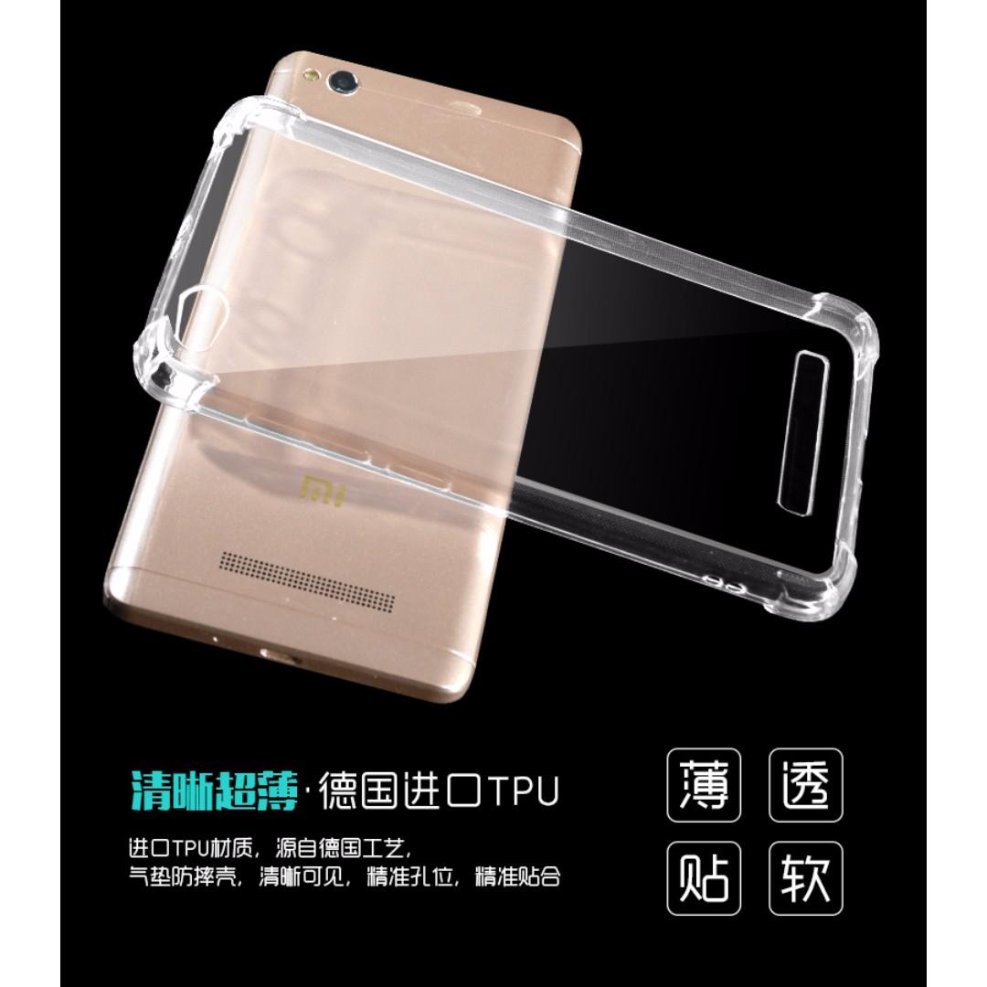 Xiaomi Redmi 4a Ultra Slim Drop Resistant Soft Case Mobiles Softcase Photo