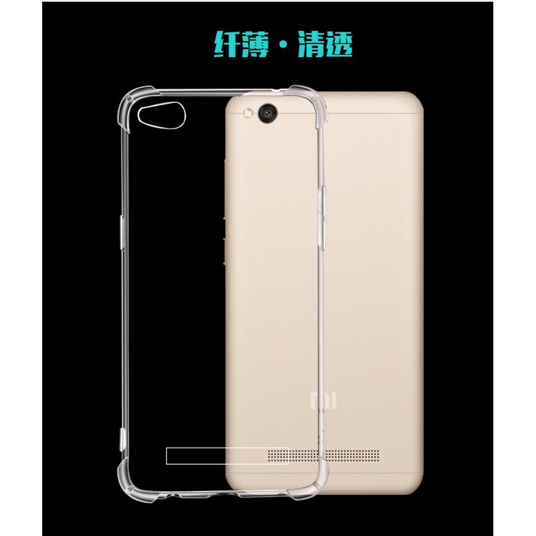 Xiaomi Redmi 4a Ultra Slim Drop Resistant Soft Case Telefon Softcase Bimbit Aksesori Hp Lain Lagi Di Carousell