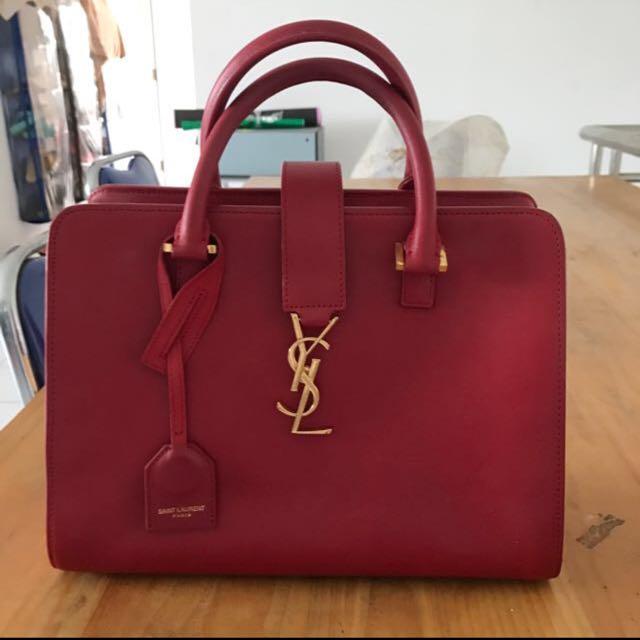 YSL Monogram Cabas Bag (tas)