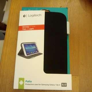 Logitech Samsung Tab 3平版電腦保護套