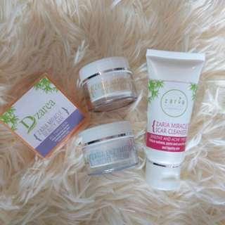Dzarea Skincare (Normal Set)