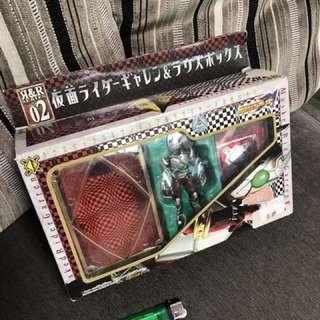 🚚 日本東映Bandai假面騎士變身盒