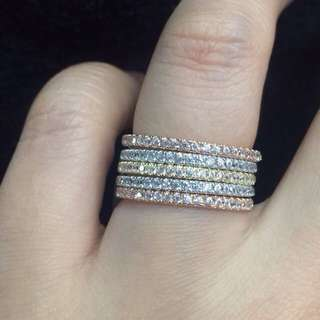Eternity Or Stack Rings