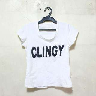 Clingy Shirt