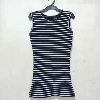 Chicabooti Stripe Dress