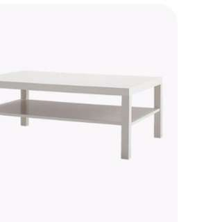 IKEA Coffee Table (black Not White)