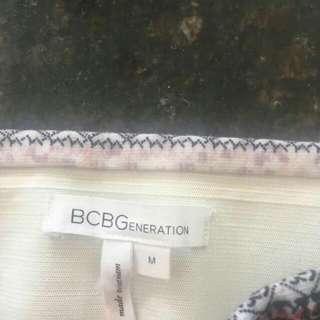 BNWOT bcbg Skirt Size m