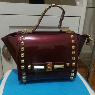 ARed Stud Jelly Bag. Brand New