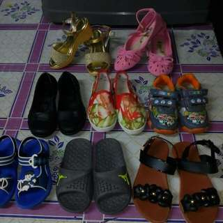 Sandals And Shoes 3-4-5-6yold Pang Girl 1-2yold Nmn Sa Boy,