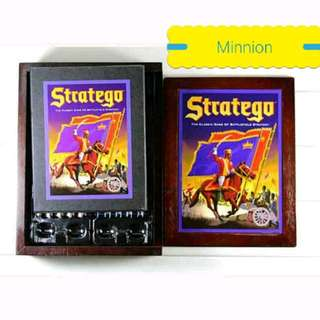 STRATEGO Classic Strategy Game