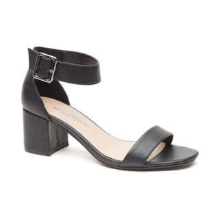 EBONY DRESS SANDALS - WIDE FIT