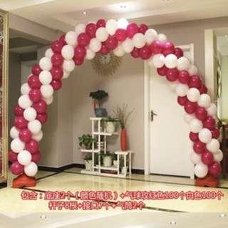 Balloons Arch 🎈🎈🎈🎈🎈