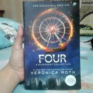 FOUR Divergent Series