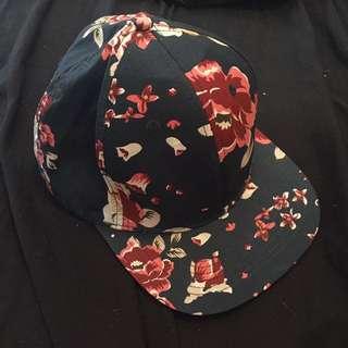 Floral Cap OFFERS